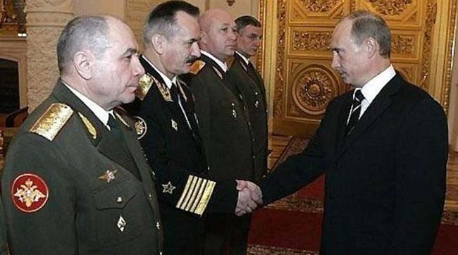 ЗМІ: Названо російського генерала, якого розшукують усправі про збитий «Боїнг»
