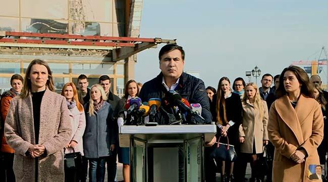 Президент Украины готов подписать указ оботставке Михаила Саакашвили