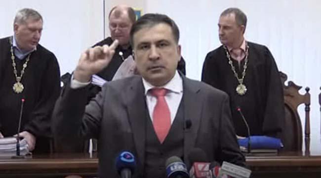 Партія Саакашвілі заперечує зв'язок із затриманим уметро чоловіком звибухівкою