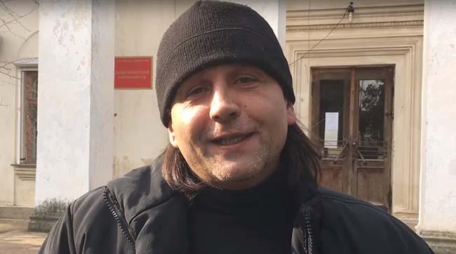Крымскому патриоту Украины Владимиру Балуху продлили арест доконца зимы