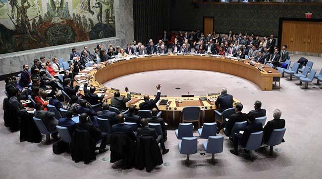 Росія вРБ ООН заблокувала проект резолюції США щодо Сирії