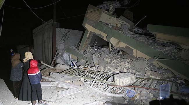Українців немає серед постраждалих від землетрусу в Ірані — МЗС