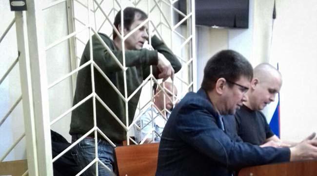 Осужденный ваннексированном Крыму украинский активист Владимир Балух отказался заканчивать голодовку