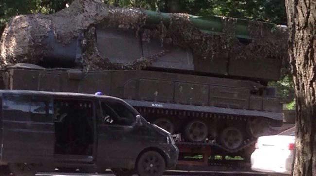Bellingcat оприлюднили нові фото та відео «Бука» удень катастрофи МН17