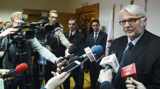 «Нас церадує, але…» Польща зажадала від України конкретних кроків