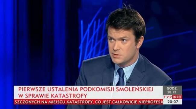 Смоленская трагедия - в легких Рышарда Качоровского был обнаружен окурок