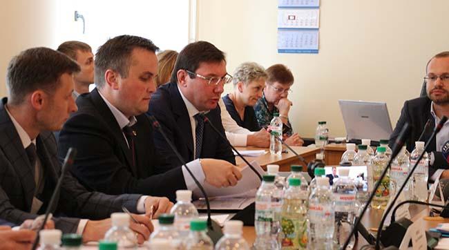 Засідання комітетуВР щодо подання нанардепа Довгого нагадувало театр,— Холодницький