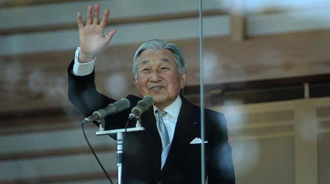 Імператор Японії Акіхіто зречеться престолу в2018 році