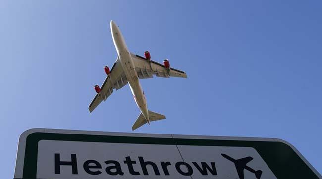 British Airways скасувала всі рейси зЛондона через збій укомп'ютерних системах