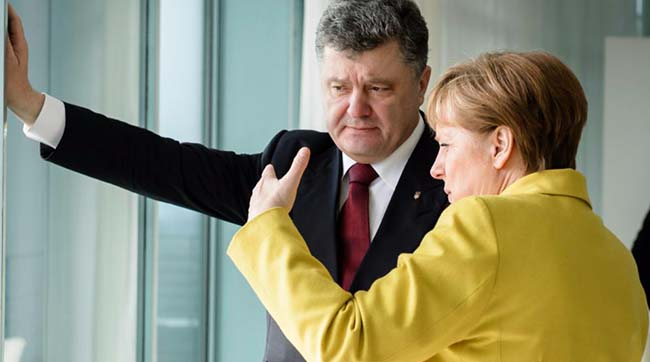 Европейская комиссия иГермания пригрозили остановить финпомощь Украине