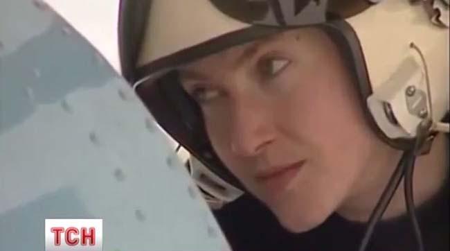 Украинская летчица в Воронеже. Как она попала в Россию и как Россия это объяснит?