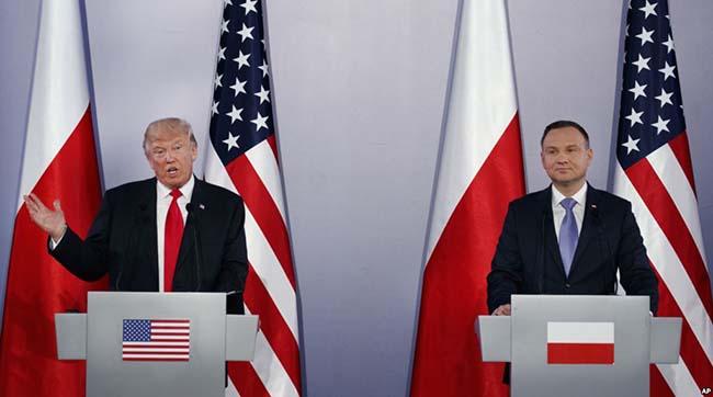 Трамп закликав Росію припинити дестабілізацію ситуації вУкраїні