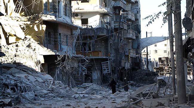 За шість днів жертвами авіаударів в Сирії стали 323 людини