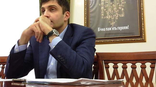 Суд Львова необрав запобіжний захід екс-заступнику генпрокурора Сакварелідзе